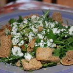 Cretan Diet I: Green Salad