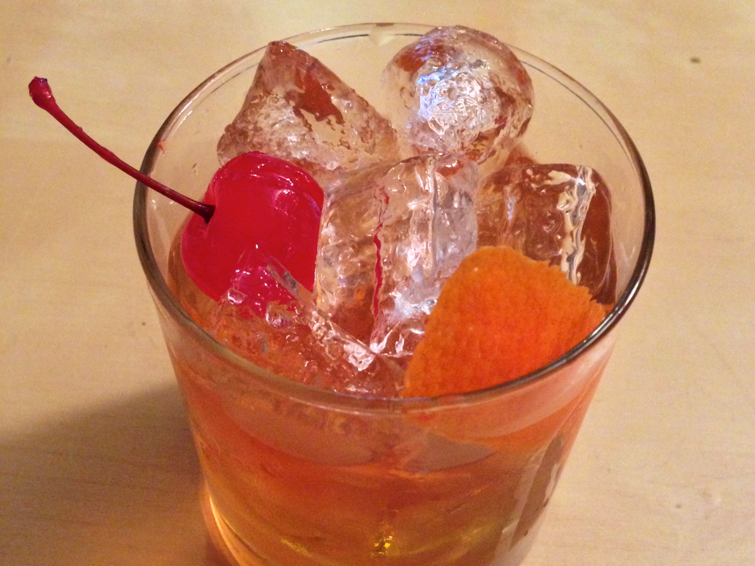 Mixology 101: The Oldfashioned
