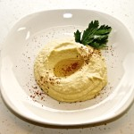 The Greek Adopted Dish: Hummus